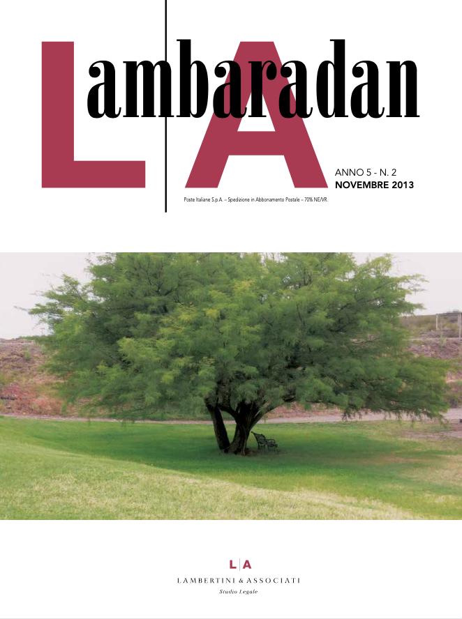 Lambaradan Novembre 2013