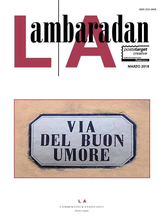 Lambaradan Marzo 2018