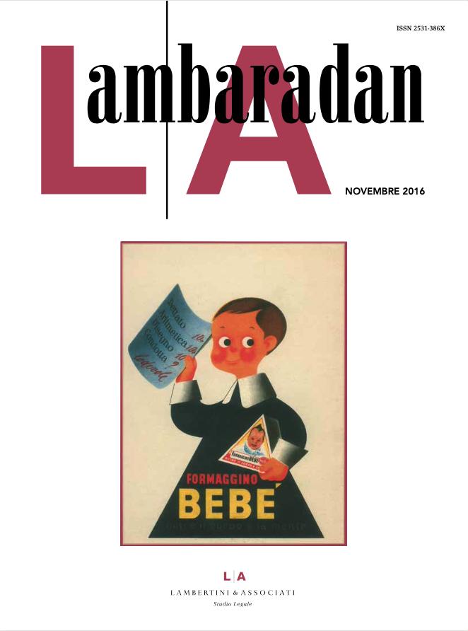 Lambaradan Novembre 2016